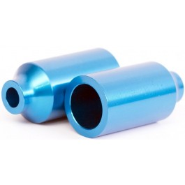 Blazer Pro Canista Alloy Scooter Stunt Pegs (pair) - Blue