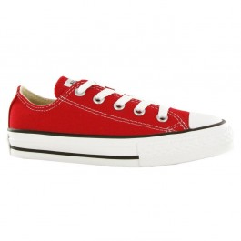 Converse Youth CT OX Shoe - Red