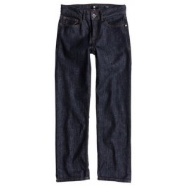 DC Mens Straight Up Jeans - Indigo Rinse