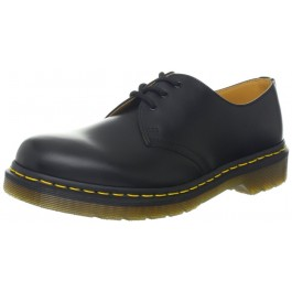 Dr.Martens Unisex 1461 Smooth Shoe - Black