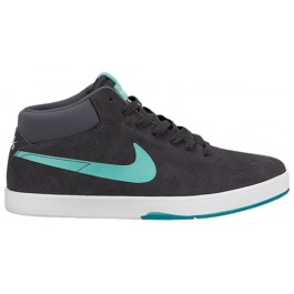 Nike Mens SB Eric Koston Mid Shoe - Anthrct/Crystl Mnt-Drk Gry-Smm