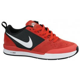 Nike Mens SB Ghost Shoe - Challenge Red/Black/White