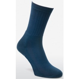Silverpoint Unisex Performance Light Hiker Socks - Navy