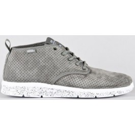 Vans Mens Style 25 (Perf) Shoes - Charcoal