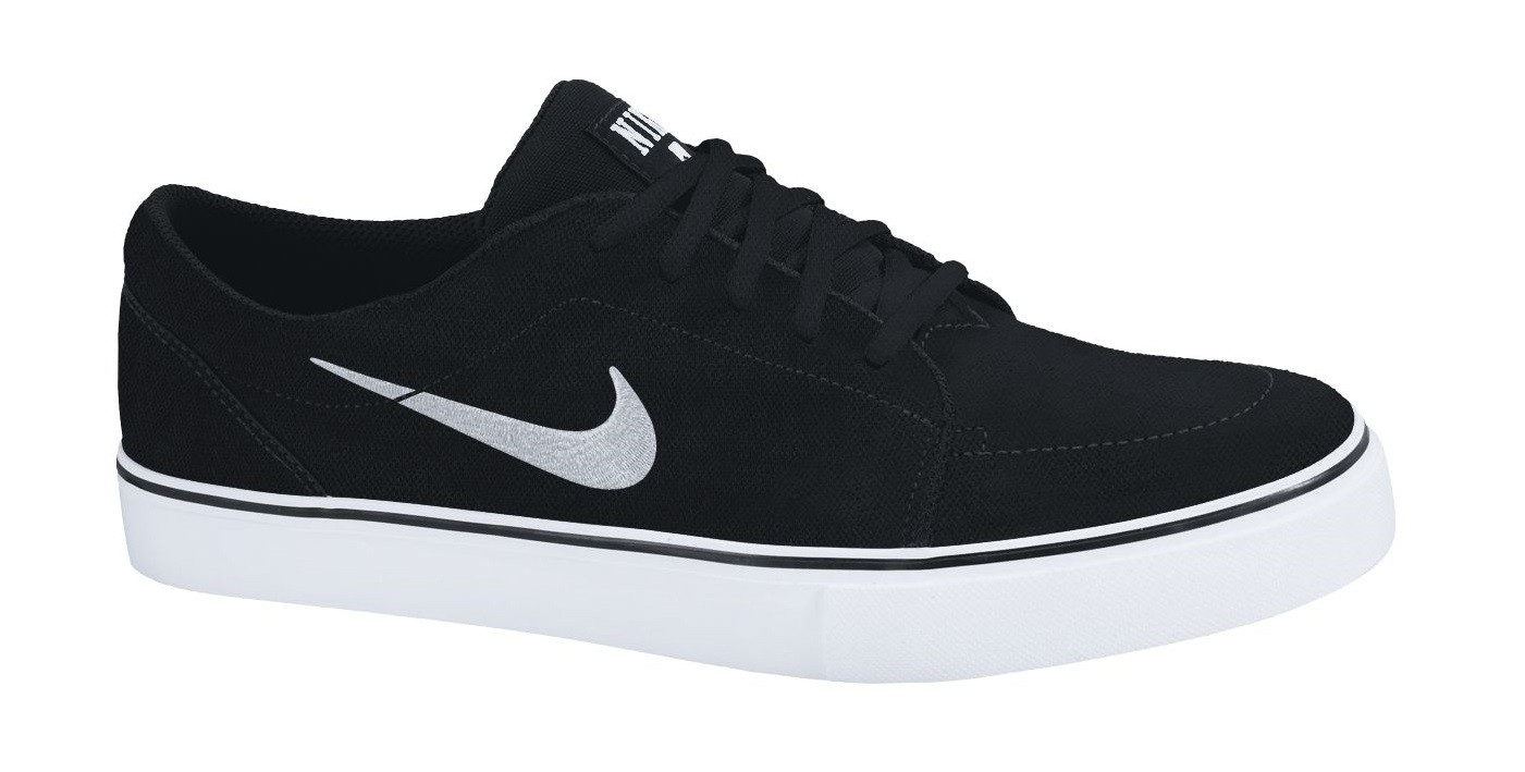 Nike SB Satire Canvas Skate Shoe - Adults   Children s Clothing ... 3fc1b7d98