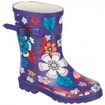 Animal Kids Splashdown Wellington Boot - Multicolour