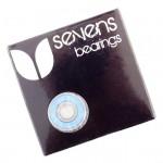 Blazer Pro Sevens (ABEC 7)  Bearings - Blue