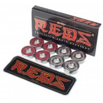 Bones Bearings Reds - Red