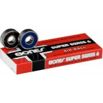 Bones Swiss Bearings 6 Ball - Blue