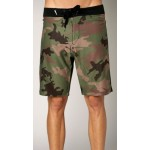 Fox Mens Camino Camo Boardshort - Green