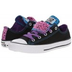Converse Infants CT Double Tongue - Black Allium