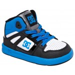 DC Toddlers Rebound UL Shoes - Blue/White