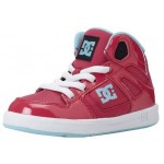 DC Toddlers Rebound UL Shoes - Raspberry