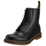 Dr.Martens Unisex 1460 Smooth Boot - Black