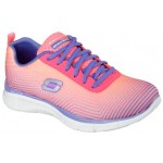 Skechers Womens Equalizer - Expect Miracles Training Shoes - Pink/Purple