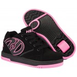 Heelys Girls Propel 2.0 Shoes - Black/Hot Pink