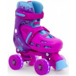 SFR Lightning Hurricane Adjustable Quad Skate - Pink