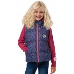 Animal Girls (Youth) Nemi Gilet - Navy