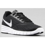 Nike Men's SB Paul Rodriguez Renew - Black/White - Size 8