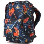 Animal Pump Backpack - Indigo Blue