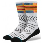 Stance Mens Side Step Petroglyph Socks - Multi