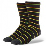 Stance Mens Zion Socks - Black