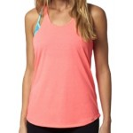 Fox Womens Ultimatum Tech Tank - Acid Red
